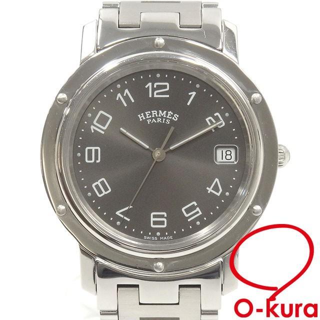 オリジナル エルメス 腕時計 クリッパー メンズ SS メンズ クォーツ 腕時計 SS, ニシトウキョウシ:a615aa23 --- airmodconsu.dominiotemporario.com