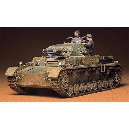 送料無料 タミヤ 1/35 ミリタリーミニチュアシリーズ No.96 ドイツ陸軍 IV号戦車 D型 プラモデル 35096