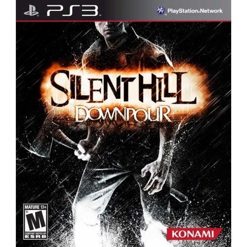 送料無料 Silent Hill: Downpour (輸入版) - PS3