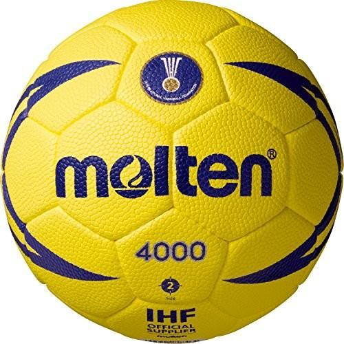 送料無料 molten(モルテン) ヌエバX4000 ハンドボール2号 屋内用 [ 国際公認球・検定球 ] H2X4000