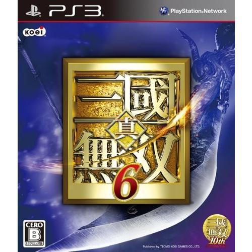 送料無料 真・三國無双6(通常版) - PS3