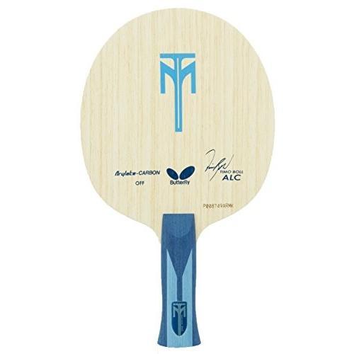 送料無料 バタフライ(Butterfly) 卓球 ラケット ティモボル・ALC AN シェークハンド アナトミック 攻撃用 35862