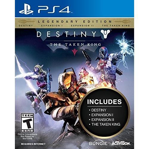 送料無料 Destiny The Taken King Legendary Edition (輸入版:北米) - PS4