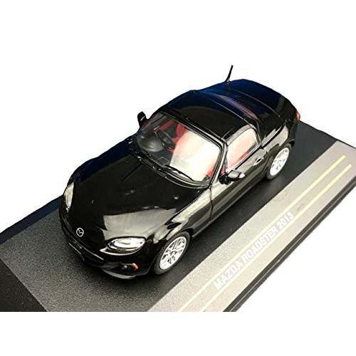 送料無料 First43/ファースト43 マツダ ロードスター 2013 ブリリアントブラック 1/43スケール F43-068