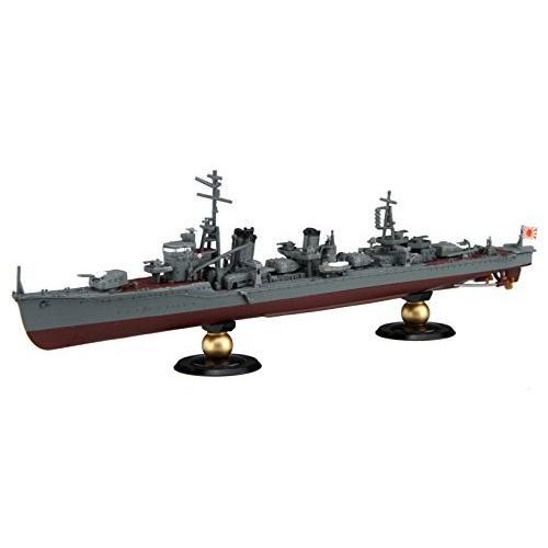 送料無料 フジミ模型 1/700 艦NEXTシリーズ No.5 日本海軍陽炎型駆逐艦 雪風/磯風 2隻セット 色分け済みプラモデル