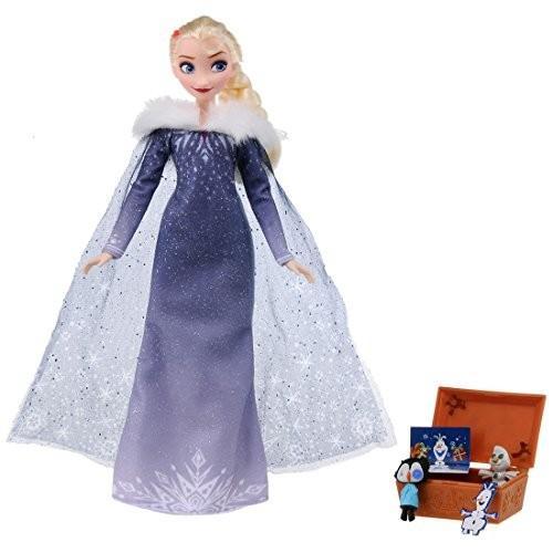 送料無料 ディズニー アナと雪の女王 家族の思い出 ロイヤルフレンズ エルサ