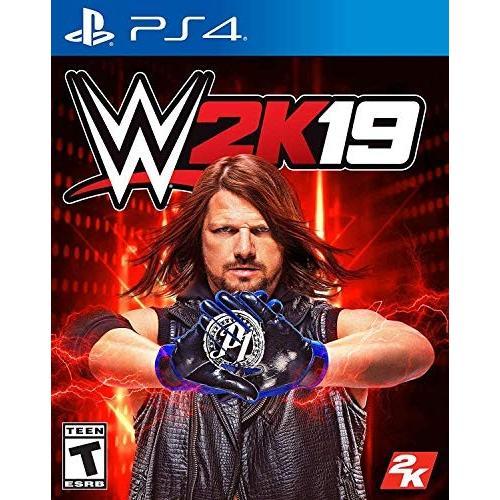 送料無料 WWE 2K19 (輸入版:北米) - PS4