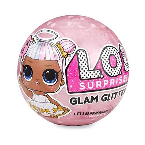 送料無料 L.O.L. サプライズ! グラム グリッター LOL Surprise Doll Glam Glitter Series 2 [並行輸入品