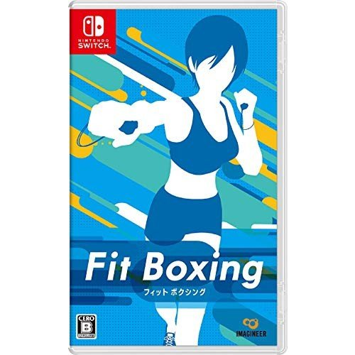 送料無料 Fit Boxing (フィットボクシング) -Switch