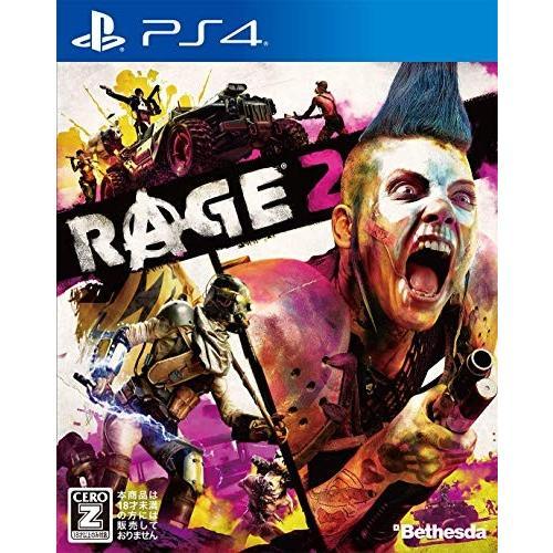 送料無料 RAGE 2 - PS4 【CEROレーティング「Z」】