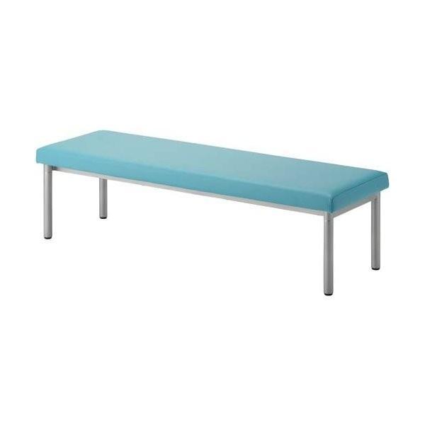 ハピラ送料無料 ハピラ送料無料 ハピラ送料無料 HPF0402-001LB ベーシックベンチ ブルー ソファー W1500 7e1