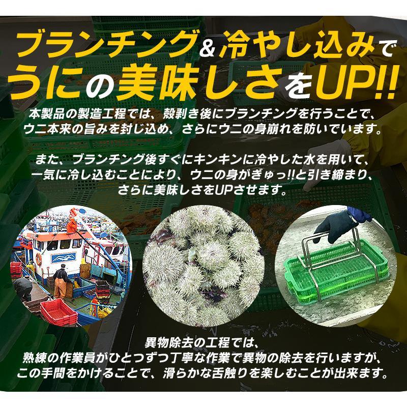うに ウニ 無添加 A級品 200g(100g×2個) o-select-fukui 04