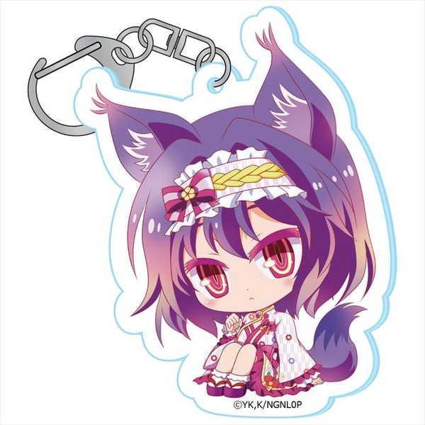 ノーゲーム・ノーライフ ゼロ ぷちちょこ アクリルキーホルダー いづな 和ロリィタver.|o-trap