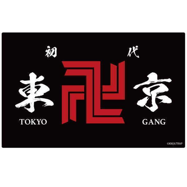 東京リベンジャーズ 耐水ステッカー 東京卍會 予約 再販 10月上旬 高品質新品 発売予定 返品不可