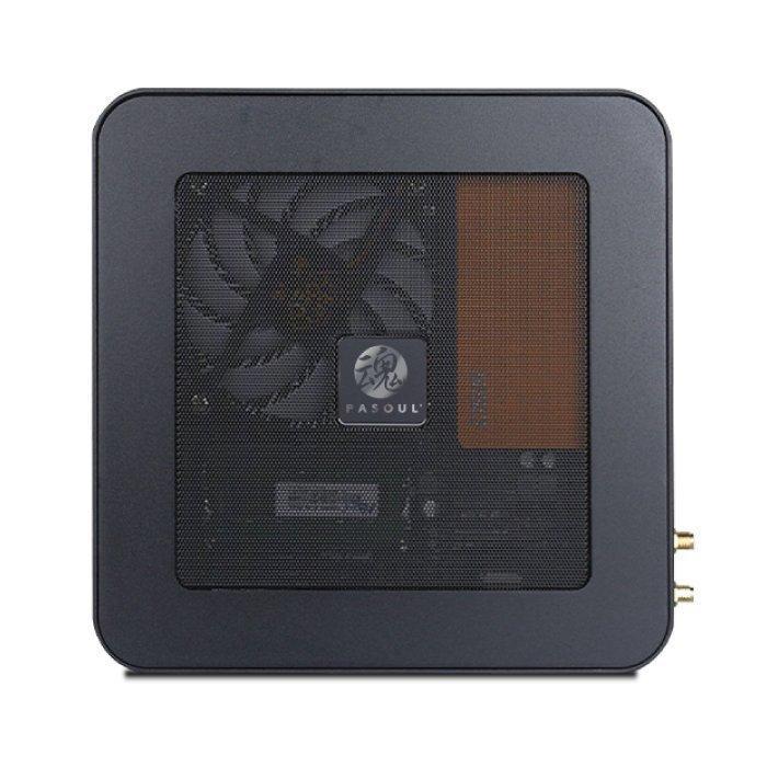 パソコン 新品 デスクトップ パソコン ブラック Windows10 MSoffice2019 Intel 第十世代 G5905 メモリ8GB 新品M.2 128GB HDMI Bluetooth 5Ghz無線LAN4K対応 _F oa-plaza 03