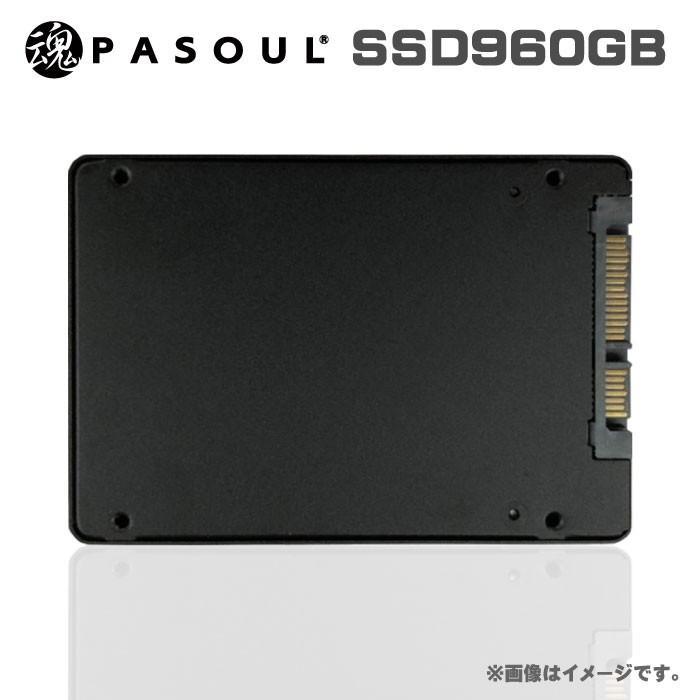 SSD 国内保証 新品 2.5インチ 内蔵型SSD 960GB SATA