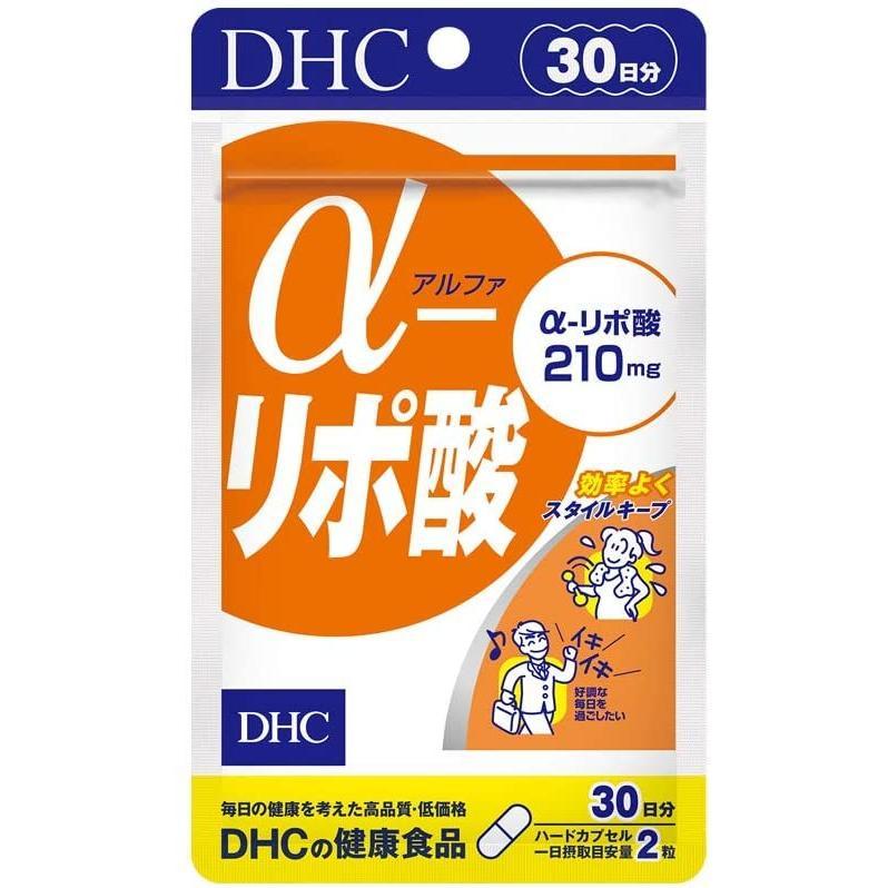 DHC α(アルファ)-リポ酸 30日分 oakonlinestore2
