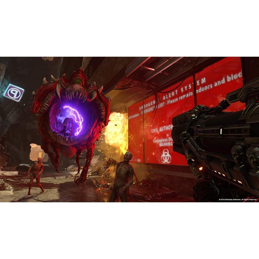 DOOM Eternal - PS4【CEROレーティング「Z」】|oakonlinestore2|04