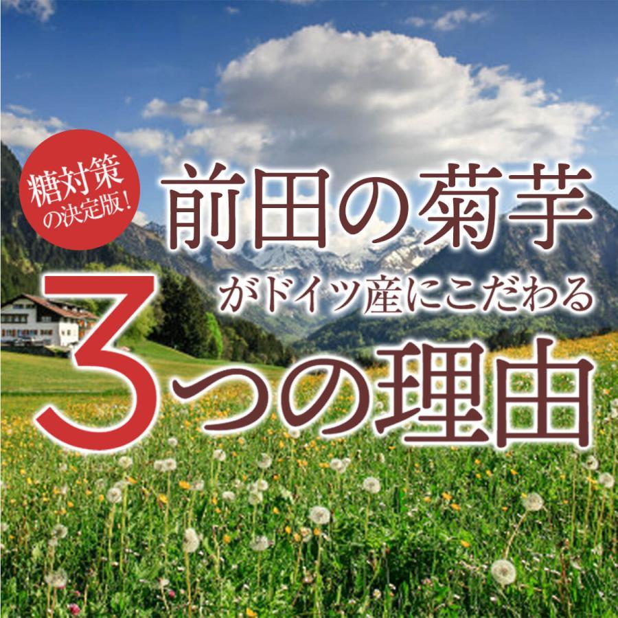 菊芋 サプリ 前田の菊芋 30包入 公式 サラっと溶ける粉タイプ イヌリン 糖対策 oasiskikuimo-store 13
