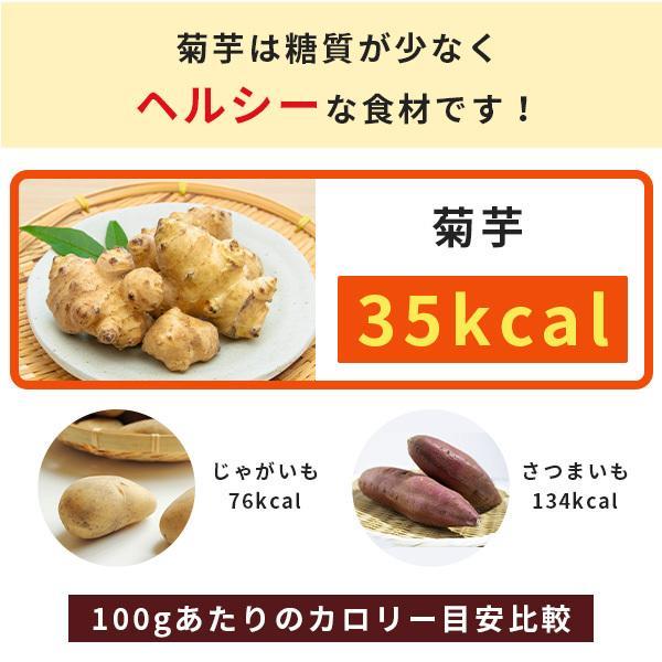 菊芋 サプリ 前田の菊芋 30包入 公式 サラっと溶ける粉タイプ イヌリン 糖対策 oasiskikuimo-store 05