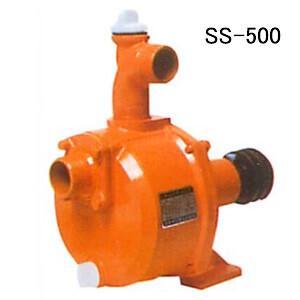 【正規通販】 高圧型 キャナルステンポンプ SS-500 逆止弁付 口径50mm カルイ, フソウチョウ 889732e8