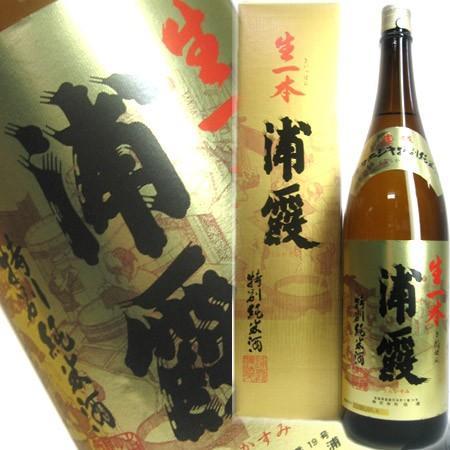 浦霞 生一本ササニシキ特別純米酒 1800ml|obasaketen