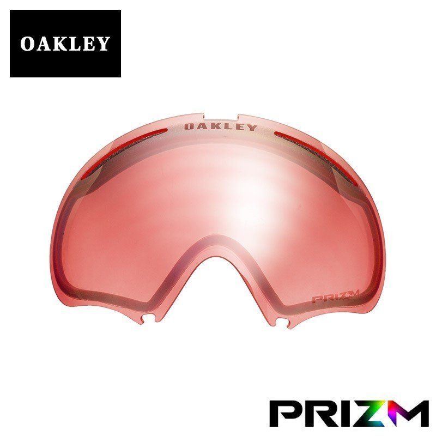 オークリー エーフレーム2.0 ゴーグル 交換レンズ プリズム 101-244-006 OAKLEY A FRAME2.0 スノーゴーグル PRIZM H.I.ピンク IRIDIUM