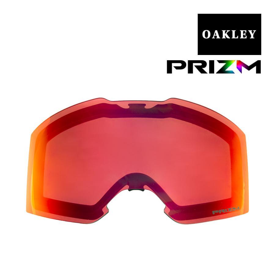 オークリー フォールライン ゴーグル 交換レンズ プリズム 102-435-006 OAKLEY FALL LINE スノーゴーグル PRIZM TORCH IRIDIUM