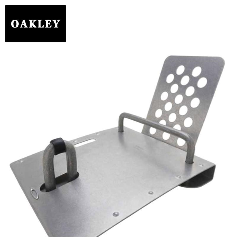 オークリー サングラス用 ディスプレイ OAKLEY X-METAL エックスメタル disp-xmtl-x1 サングラス1本用 銀