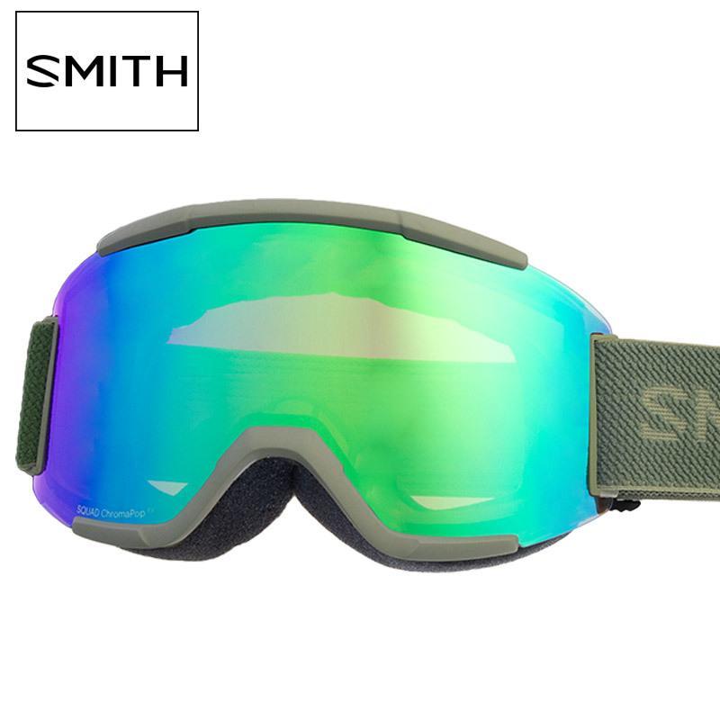 スミス ゴーグル スノーゴーグル SMITH SQUAD XL スカッド アジアンフィット ジャパンフィット m0070023z99xp クロマポップ 2019-2020 新作