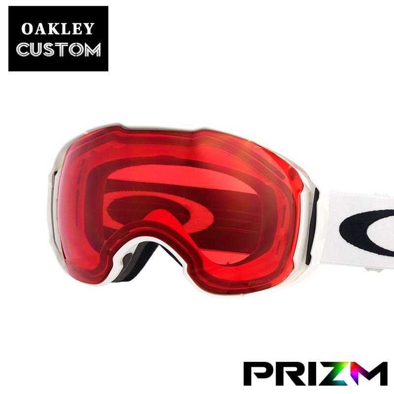 オークリー AIRBRAKE XL スタンダードフィット ゴーグル プリズム oce-abrkxl4 OAKLEY エアブレイク スノーゴーグル 2016 - 2017 交換用レンズなし