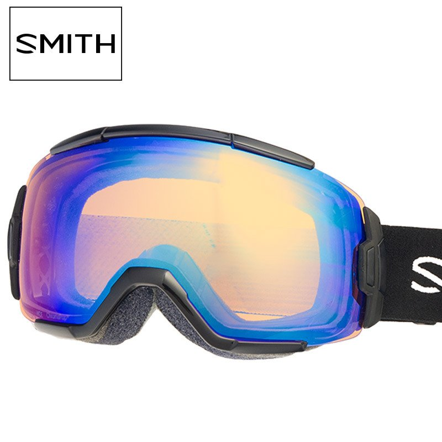 スミス ゴーグル スノーゴーグル SMITH VICE バイス アジアンフィット ジャパンフィット vc6cpcbk19-ga クロマポップ