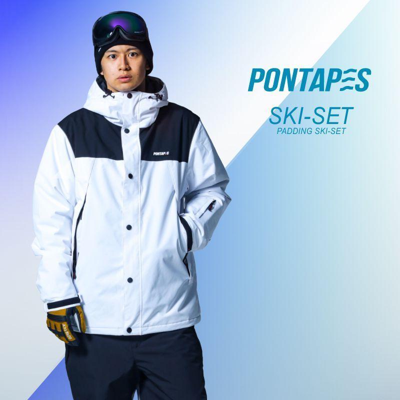 スキーウェア メンズ レディース スノーボードウェア スキー 上下セット ストレッチ 激安 ジャケット パンツ POSKI-128PT 2021|oc-sports|04