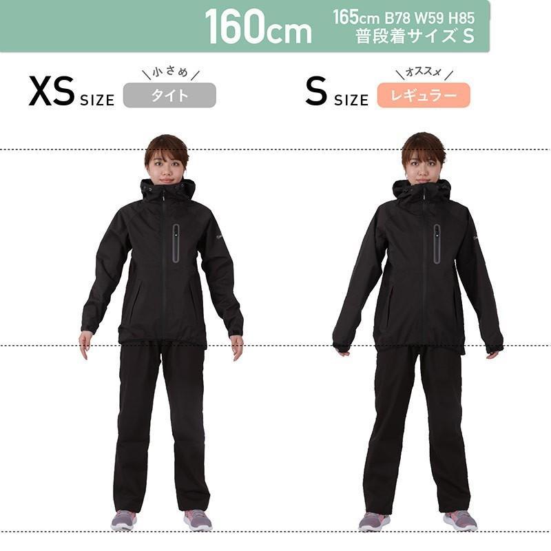 サウナスーツ メンズ レディース 上下セット おしゃれ 大きいサイズ NAMS-3900|oc-sports|07