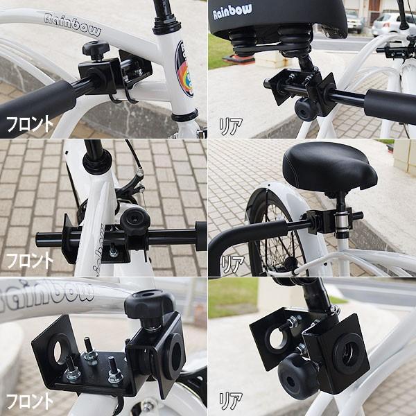 サーフボードキャリア 自転車キャリア ラック Rainbow レインボー RR-ST03|oceandept|06