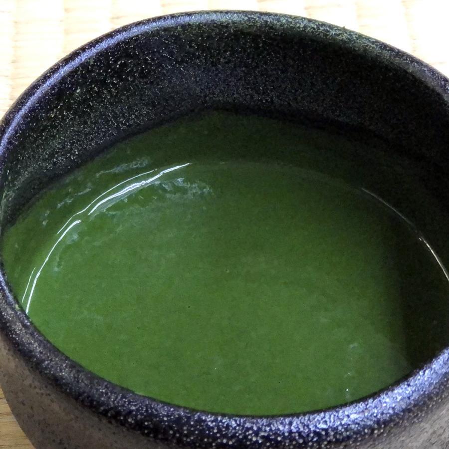 宇治抹茶<濃茶>柏樹の昔 100g缶入|ocha-kobayashi-shop|03