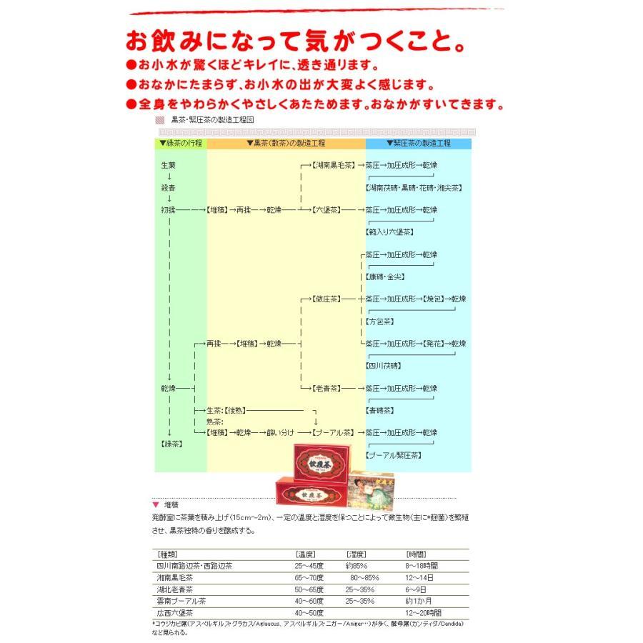 快痩茶200g→◆お!茶ポイント10点|ocha|03