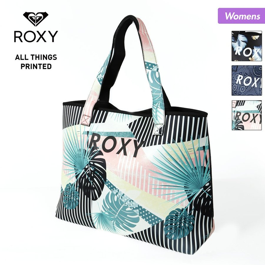 Roxy Womens All Things Reversible Tote Bag for Women Erjbt03130