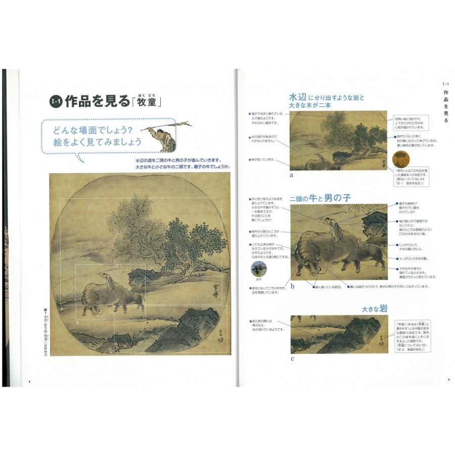 みる・しる・しらべるコレクション 雪舟筆『牧牛図』 octaveshop 03
