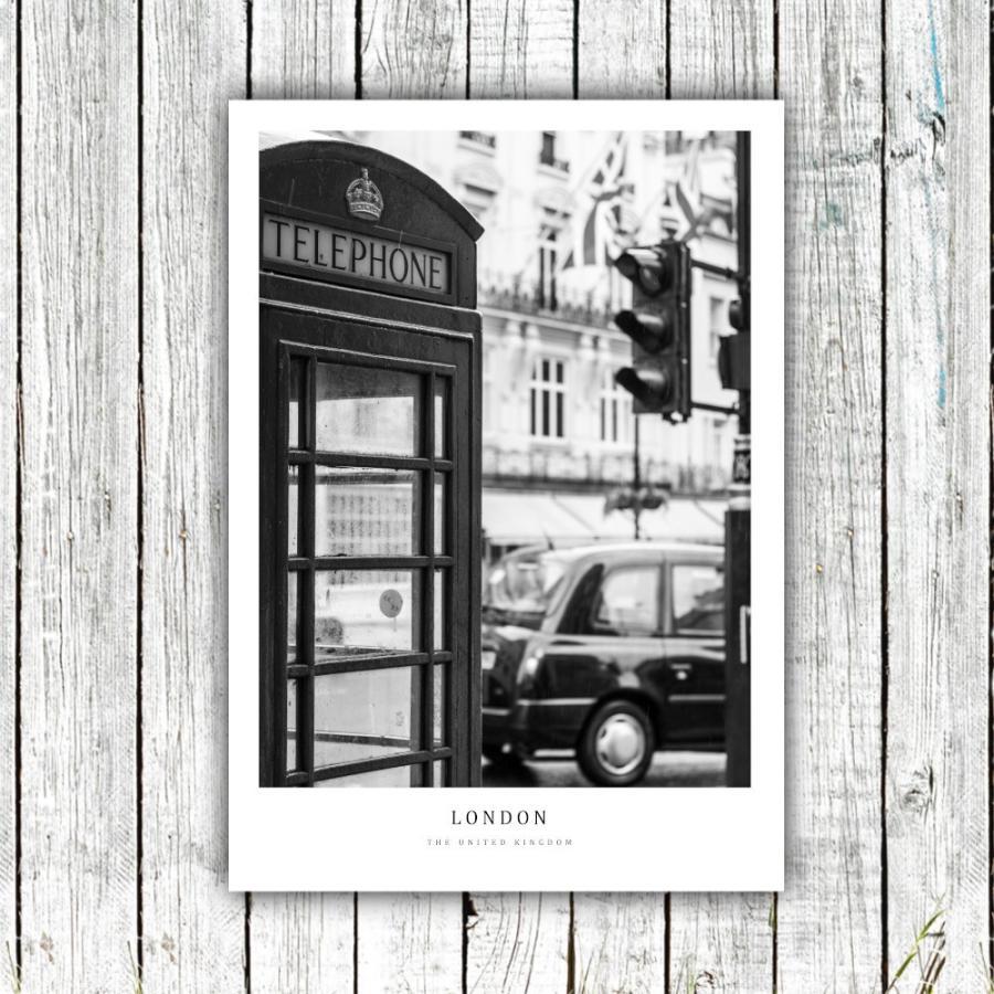 アートポスター/Aroma of Paris/選べる7サイズ&ポスター単品orフレームセット/Design:#601 octopus-goods01