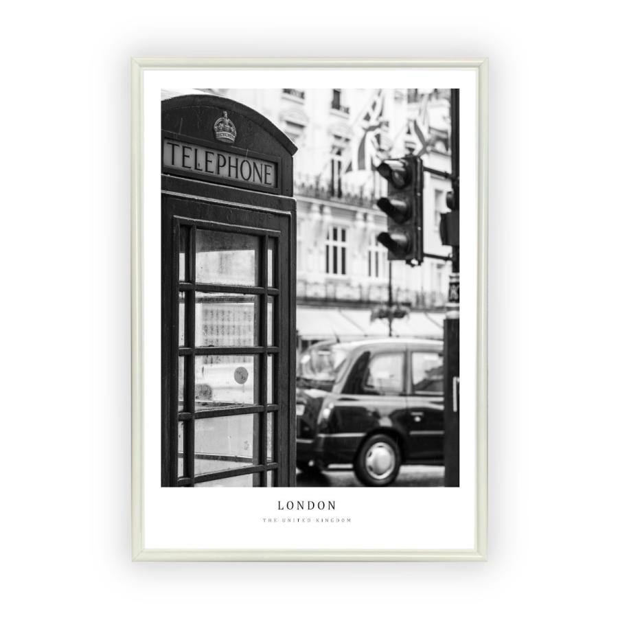 アートポスター/Aroma of Paris/選べる7サイズ&ポスター単品orフレームセット/Design:#601 octopus-goods01 11