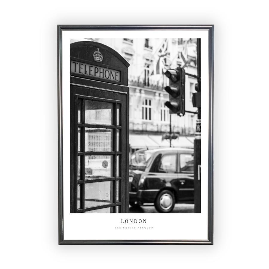 アートポスター/Aroma of Paris/選べる7サイズ&ポスター単品orフレームセット/Design:#601 octopus-goods01 08