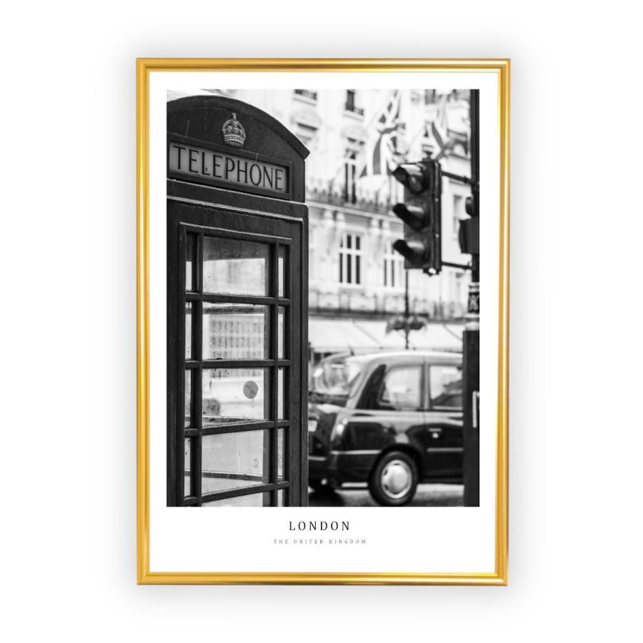 アートポスター/Aroma of Paris/選べる7サイズ&ポスター単品orフレームセット/Design:#601 octopus-goods01 09