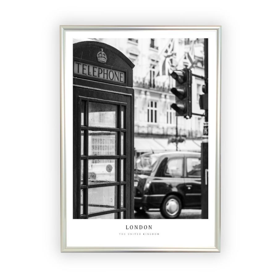アートポスター/Aroma of Paris/選べる7サイズ&ポスター単品orフレームセット/Design:#601 octopus-goods01 10