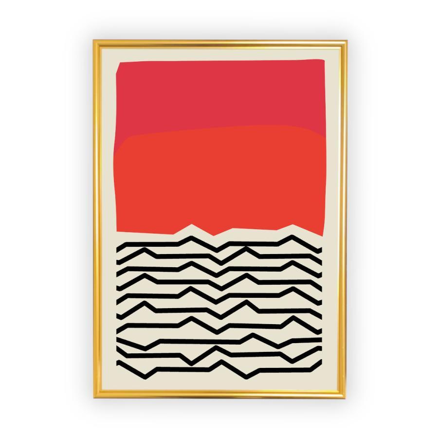 アートポスター/Aroma of Paris/選べる7サイズ&ポスター単品orフレームセット/Design:#662 octopus-goods01 09