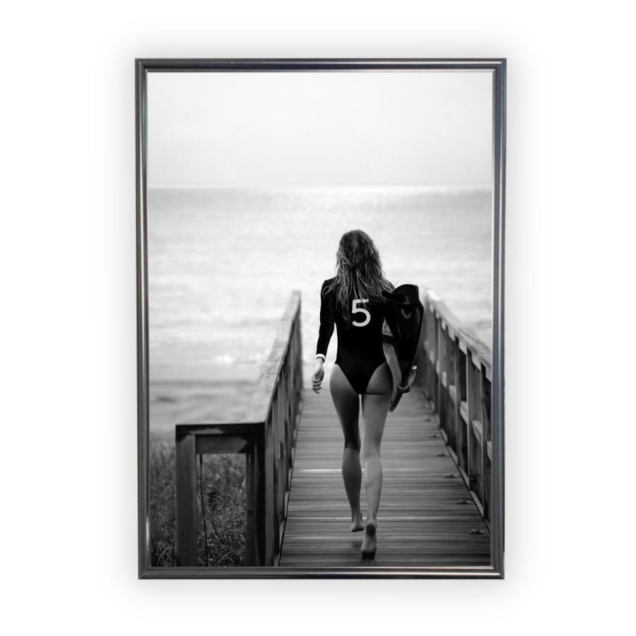 アートポスター/Aroma of Paris/選べる7サイズ&ポスター単品orフレームセット/Design:#682|octopus-goods01|08