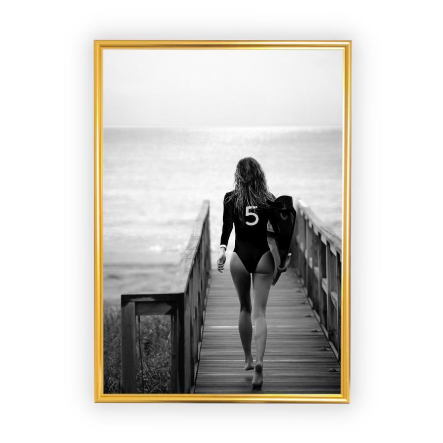 アートポスター/Aroma of Paris/選べる7サイズ&ポスター単品orフレームセット/Design:#682|octopus-goods01|09