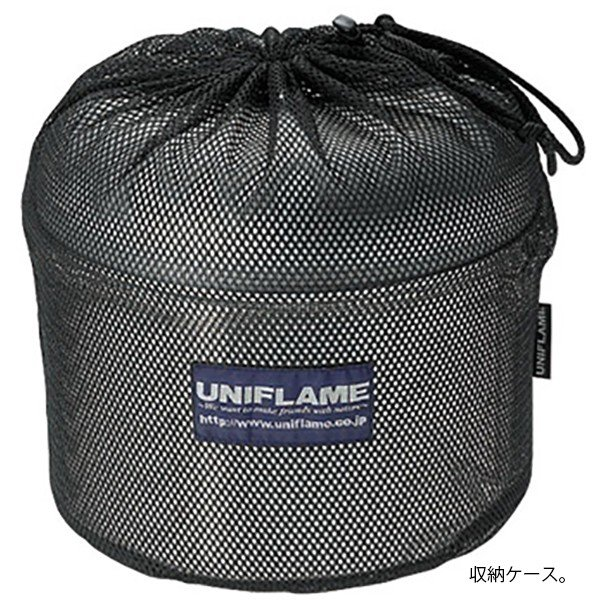 UNIFLAME ユニフレーム fan5DUO ファンゴーデュオ 660256 クッカーセット アウトドア 釣り 旅行用品 キャンプ アウトドアギア od-yamakei 02