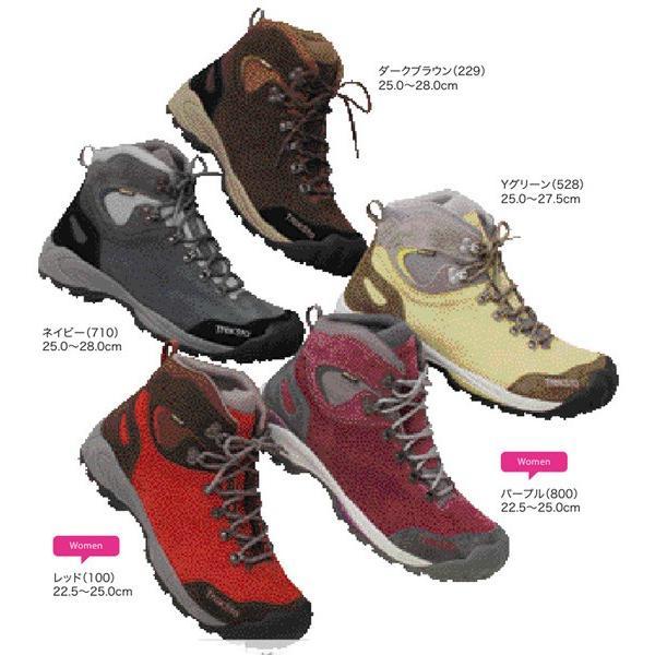 TrekSta トレクスタ NESTカラコルムGTX/ダークブラウン229/250 EBK512 登山靴 トレッキングシューズ アウトドア 釣り 旅行用品 トレッキング用