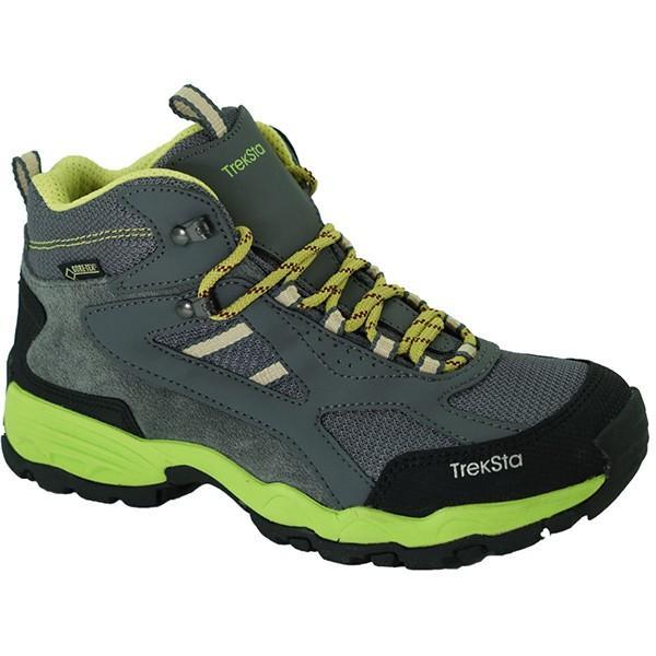 TrekSta トレクスタ FP-0401MID GTXライト/CH/LM994/24.0 EBK166 グレー 登山靴 トレッキングシューズ アウトドア 釣り 旅行用品 トレッキング用